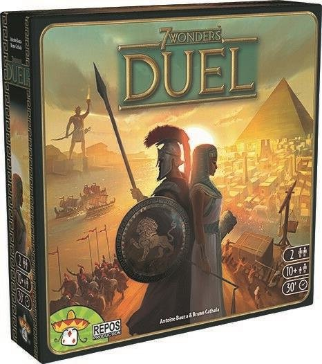 7 Wonders - Duel (DE)
