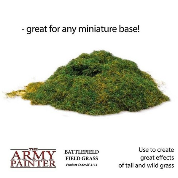 The Army Painter BF4114 Basing Field Grass/ wildes Gras