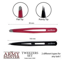 The Army Painter TL5035 Pinzetten/ Tweezers Set Modellbau...