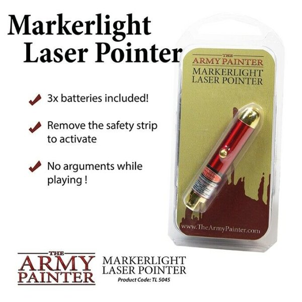 The Army Painter TL5045 Markerlight Laser Pointer