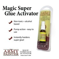 The Army Painter TL5048 Magic Superglue Activator 20 ml...