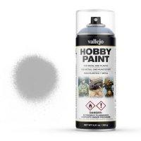 Vallejo 28.011 Hobby Paint Spray Primer Premium Grey Grau...