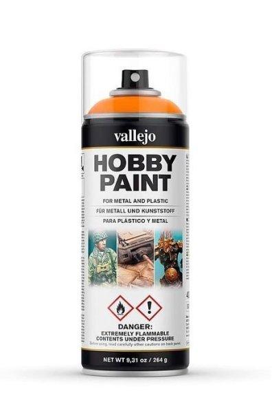 Vallejo Hobby Paint Spray Primer Sun Yellow 400ml (30€/1L)
