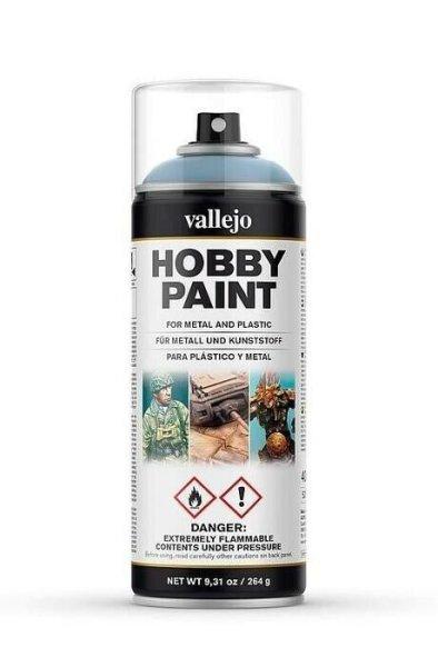 Vallejo Hobby Paint Spray Primer Wolf Grey 400ml (30€/1L)