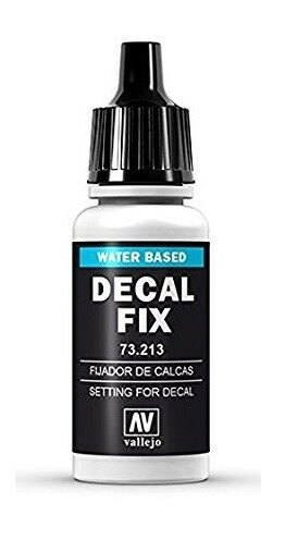 Vallejo 73.213 Model Color Decal Fix 17ml