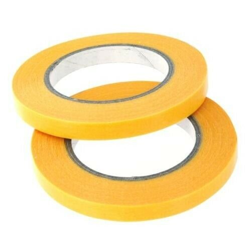 Vallejo Tool Precision T07005 Masking Tape 6mm x 18m Twin Pack