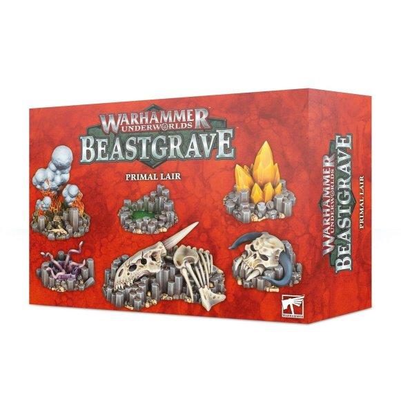 Warhammer Underworlds: Beastgrave – Primal Lair