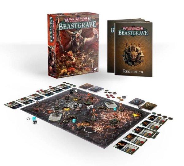 Warhammer Underworlds: Beastgrave (DE)
