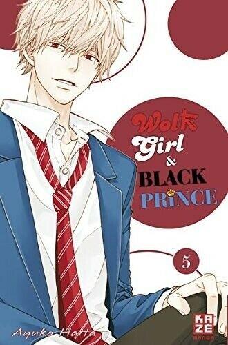 Wolf Girl & Black Prince 5 - Aynko Hatta