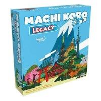 Machi Koro Legacy Brettspiel (DE)