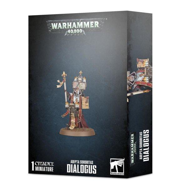 Adepta Sororita - Dialogus, Warhammer 40k WH40k