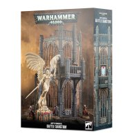 Adepta Sororitas - Battle Sanctum, Warhammer 40k WH40K