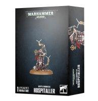 Adepta Sororitas: Hospitaller, Warhammer 40k