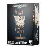 Adepta Sororitas: Junith Eruita, Warhammer 40k