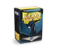 Dragon Shield Jet Matte (100) Sleeves Kartenhüllen...