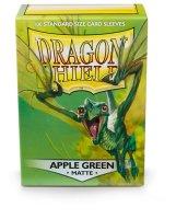 Dragon Shield Apple Green Matte (100) Sleeves...