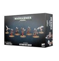 Adepta Sororitas: Retributor Squad, Warhammer 40k