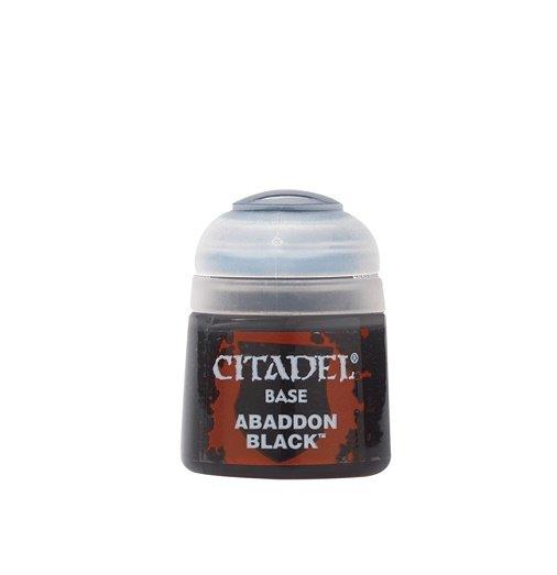 Citadel Base: Abaddon Black 12ml