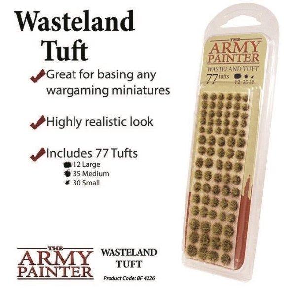 Army Painter BF4226 Wasteland Tuft, Büchel, Battlefields, Tabletop Zubehör