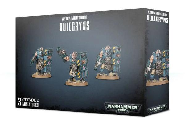 Astra Militarum - Auxilla Bullgryns Ogryns