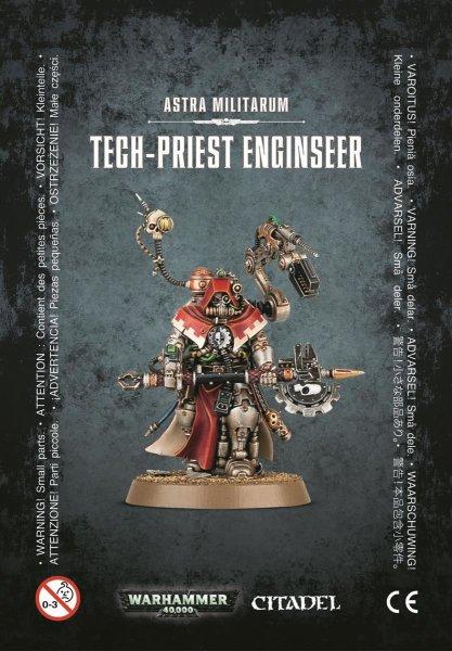 Astra Militarum - Tech-Priest Enginseer