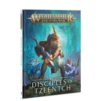 Battletome: Disciples of Tzeentch 2020 (DE), Warhammer...