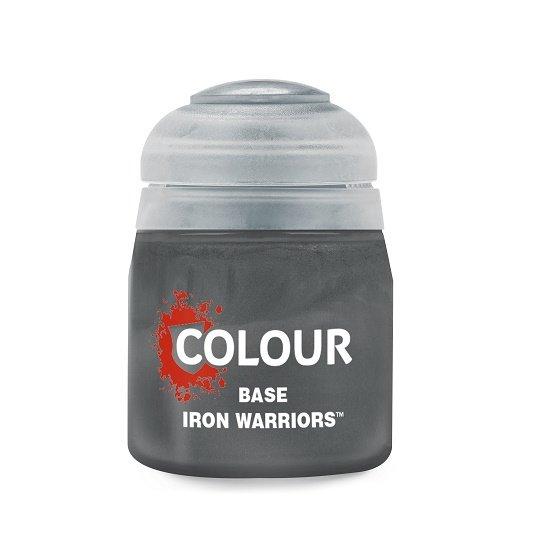 Citadel Base: Iron Warriors 12ml