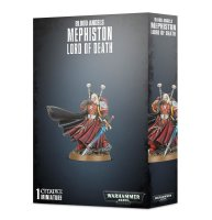 Blood Angels: Mephiston, Lord of Death