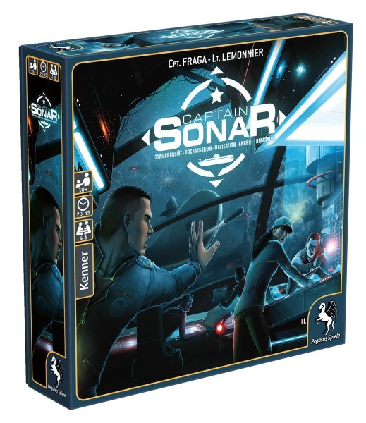 Captain Sonar (DE)