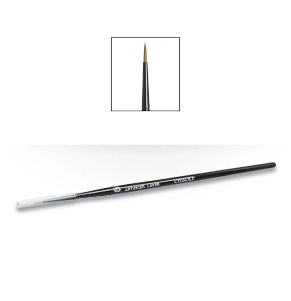 Citadel Pinsel Brush - Artificer Layer M (Medium)