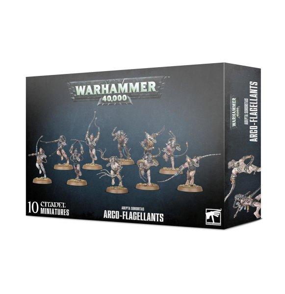 Adepta Sororitas: Arco-Flagellants, Warhammer 40k