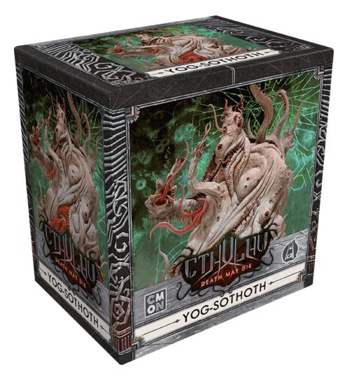 Cthulhu: Death May Die - Yog-Sothoth, Erweiterung (DE)