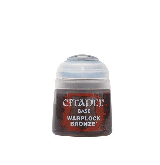 Citadel Base: Warplock Bronze 12ml