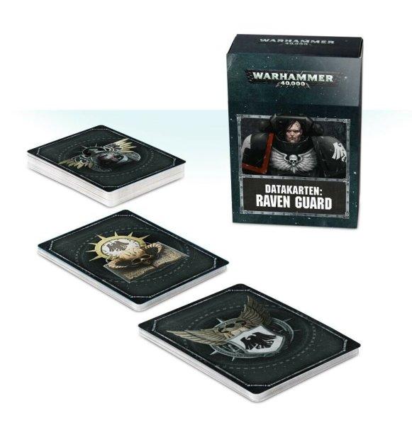 DataKarten: Raven Guard (DE)