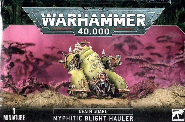 Death Guard - Easy To Build Myphitic Blight-hauler