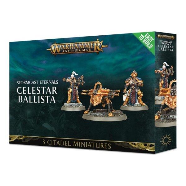 Easy to Build Stormcast Eternal: Celestar Ballista, Warhammer AoS Age of Sigmar