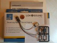 ESU 58813 Micro LokSound5 N,TT,H0 DCC/MOT/mfx...