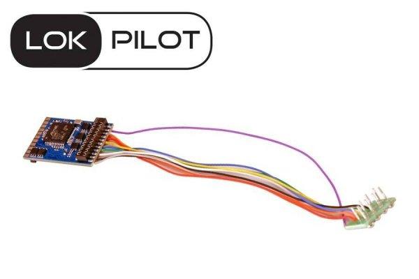 ESU 59620 LokPilot 5 Decoder 8-pol Stecker NEM 652 DCC RailCom (54611)