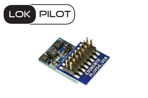 ESU 59814 LokPilot 5 Micro Decoder Plux16 DCC/MM/SX/M4 RailCom