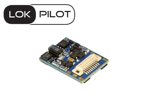 ESU 59828 LokPilot 5 Micro Decoder Next18 DCC RailCom N, TT