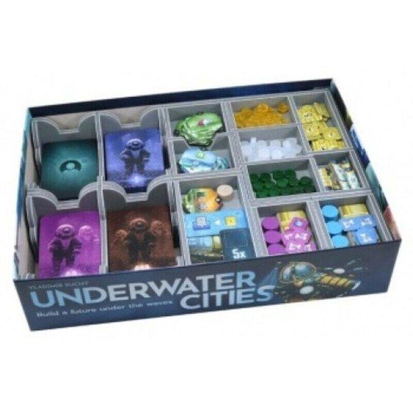 Folded Space: Underwater Cities Insert