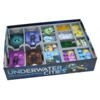 Folded Space: Underwater Cities Insert