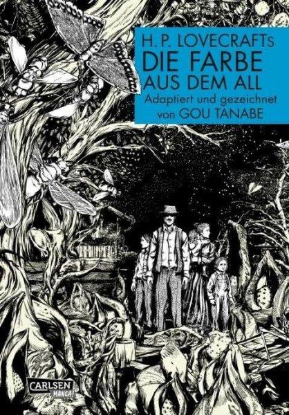 H.P. Lovecrafts Die Farbe aus dem All (Softcover) (DE)