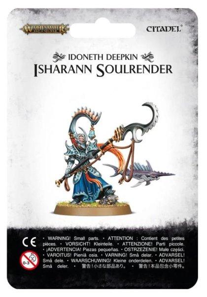 Idoneth Deepkin - Isharann Soulrender