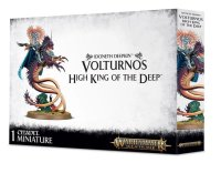 Idoneth Deepkin - Volturnos High King of the Deep