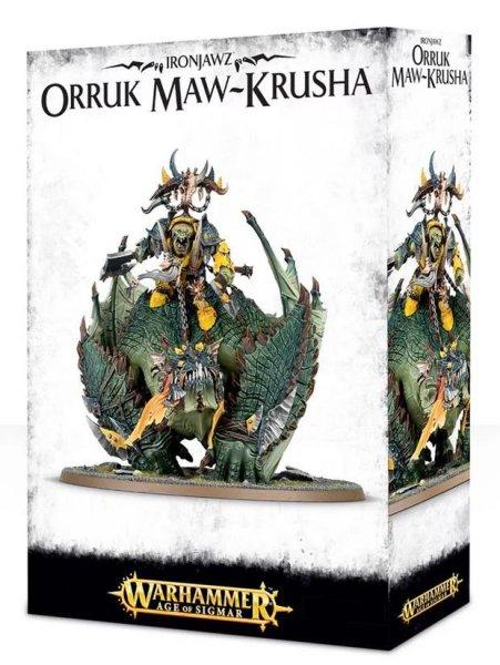 Ironjawz - Megaboss auf Maw-krusha (Mailorder)