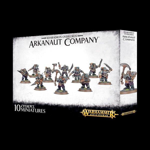 Kharadron Overlords: Arkanaut Company