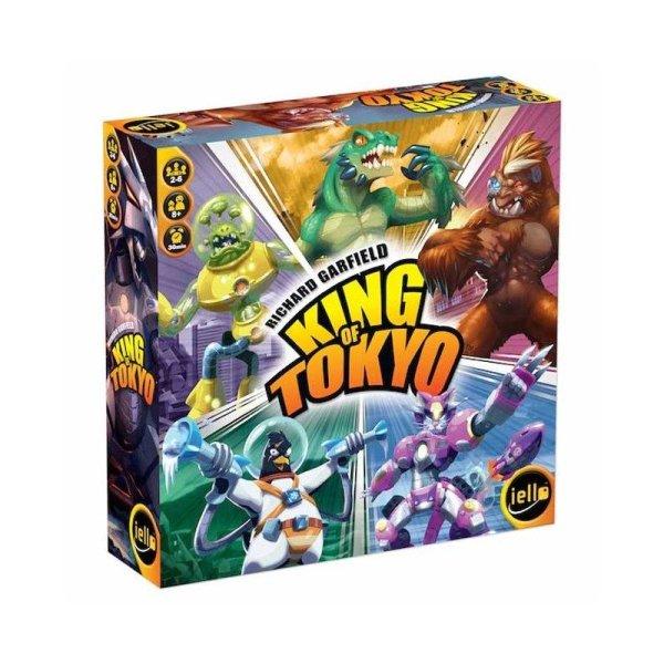 King of Tokyo 2 New Edition Grundspiel (DE)