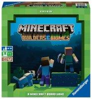 Minecraft Builders & Biomes - Das Brettspiel...