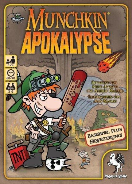 Munchkin Apokalypse 1+2 (Deutsch)